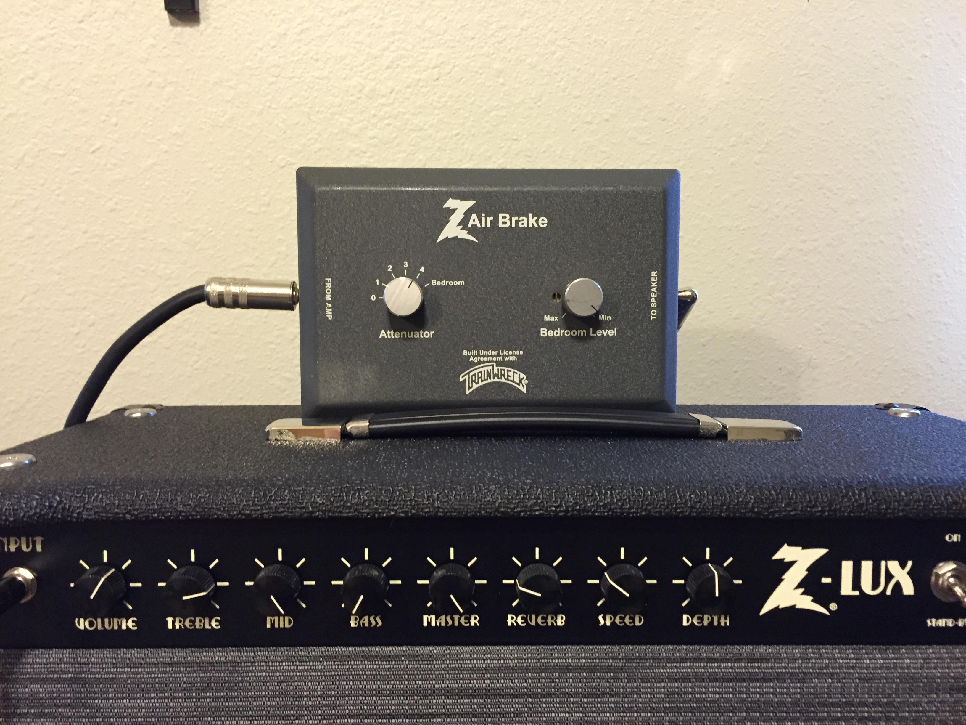 Z-Lux Settings